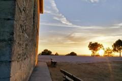 Puesta de Sol en la Ermita