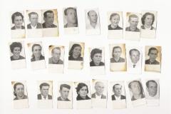 Fotos de carnet de gente del pueblo